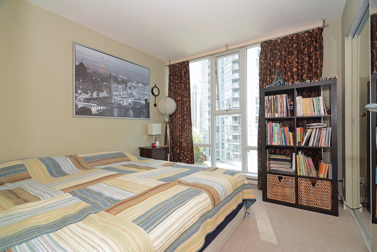 801-455 Beach Crescent, Vancouver, BC,  - Yaletown Apartment/Condo for sale, 1 Bedroom (v1014362) #14