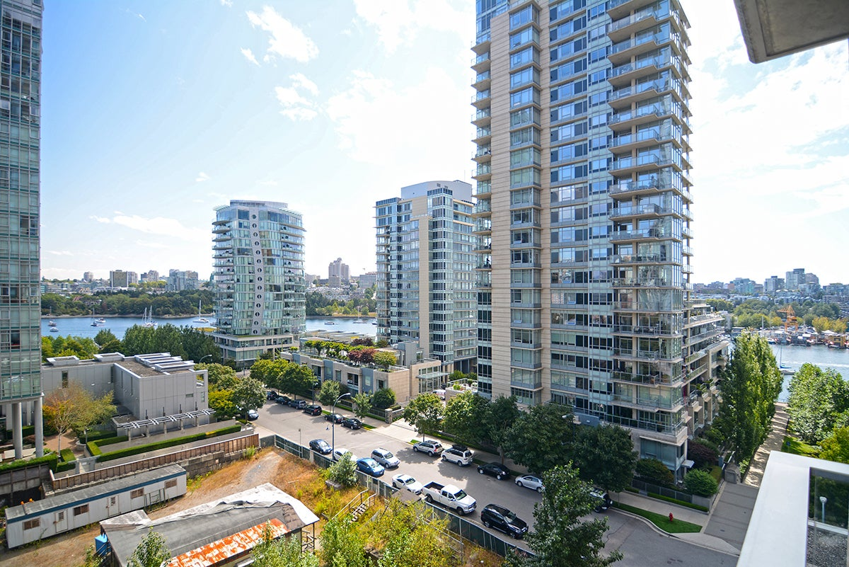 801-455 Beach Crescent, Vancouver, BC,  - Yaletown Apartment/Condo for sale, 1 Bedroom (v1014362) #4