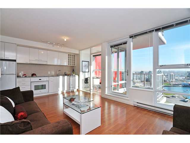 # 2609 111 W GEORGIA ST - Downtown VW Apartment/Condo for sale, 1 Bedroom (V976392) #3