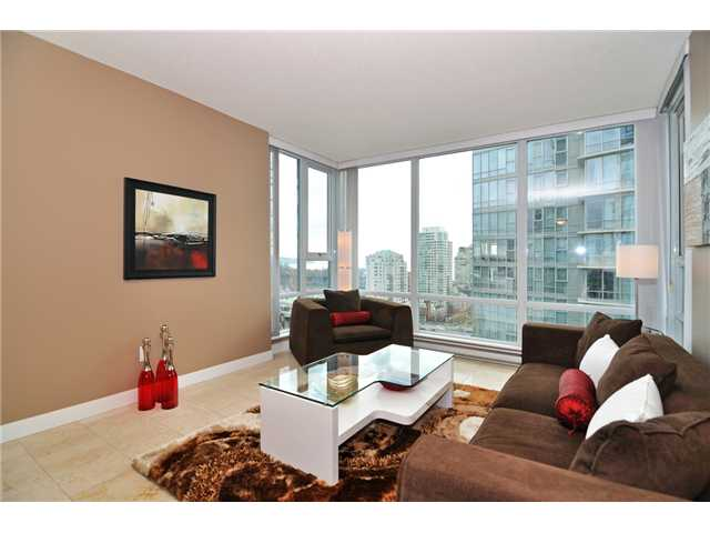 # 2501 1495 RICHARDS ST - Yaletown Apartment/Condo for sale, 1 Bedroom (V1000609) #2