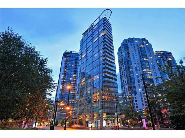 # 701 1277 MELVILLE ST - Coal Harbour Apartment/Condo for sale, 2 Bedrooms (V1027328) #1