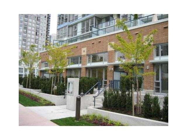 973 EXPO BV - Yaletown Townhouse for sale, 1 Bedroom (V1050990) #3