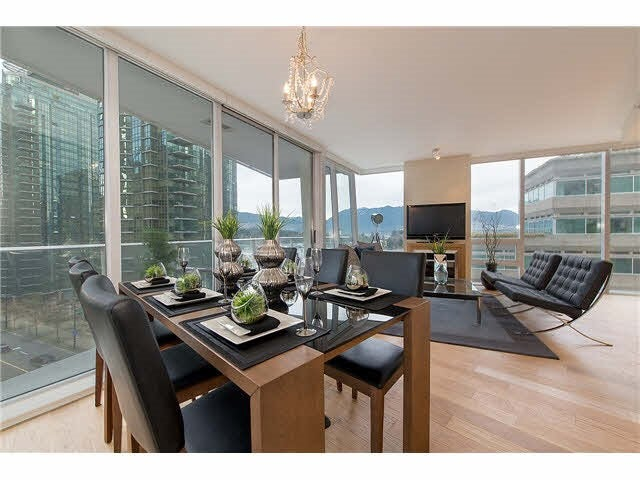 701 1277 MELVILLE STREET - Coal Harbour Apartment/Condo for sale, 2 Bedrooms (R2015542) #5